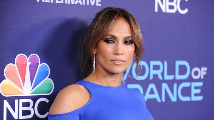美国巨星珍妮弗•洛佩兹(Jennifer Lopez)