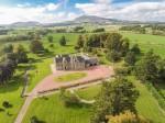 苏格兰比加宏伟乡村豪宅,带来田园牧歌式的典雅生活方式 | 英国