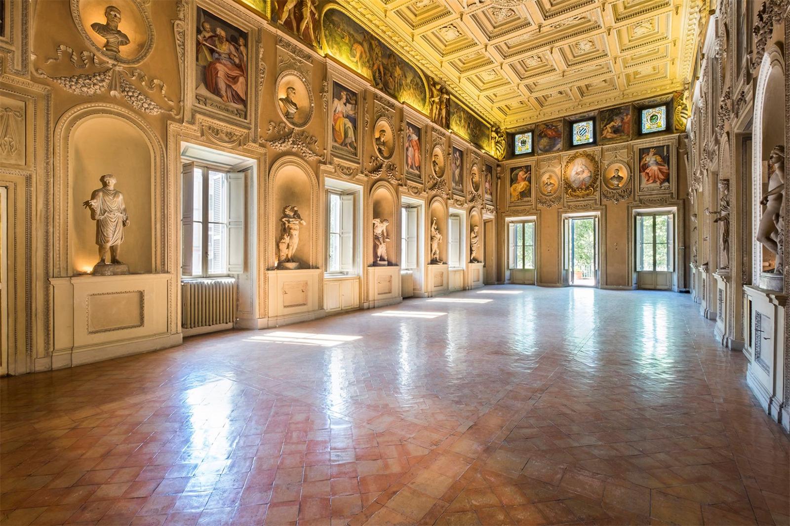 罗马萨凯蒂宫(Palazzo Sacchetti)