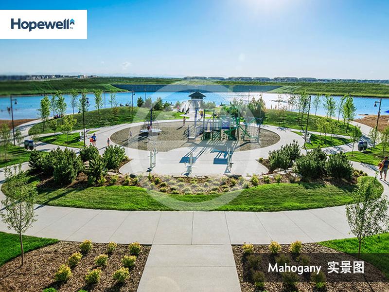 Mahogany社区内主滩设有22,000平方英尺的海滩俱乐部