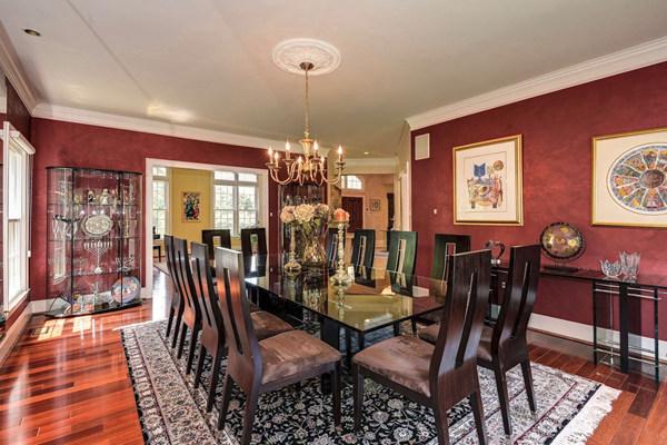 优质富人区Potomac豪华住宅:乡村风味贴近自然,优雅格调品质卓绝 | 美国