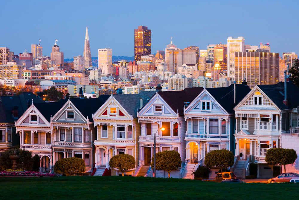 穆迪预测,税改将令美国的高房价地区,例如旧金山湾区的房价下降10%