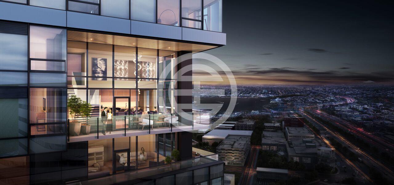 有西雅图市中心的高科技高层住宅建筑——NEXUS,拥有辽阔的城市景观(联合湖和国会山)。一、二、三居室公寓以及空中阁楼,价格区间从100万到300万美元不等(点击图片查看房源信息)