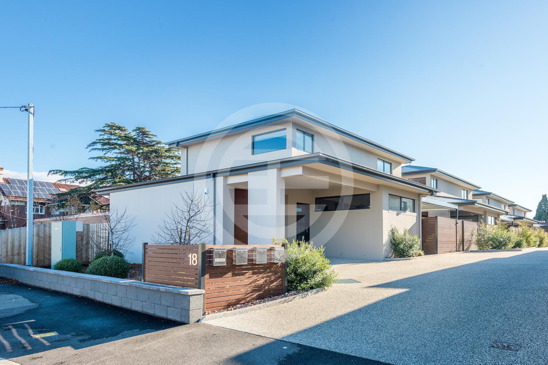 霍巴特是目前澳洲最热门的房市之一。图为居外网在北霍巴特的一套在售房产(点击图片查看房源信息)