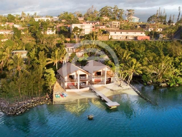 Island Property公司在瓦努阿图的住宅