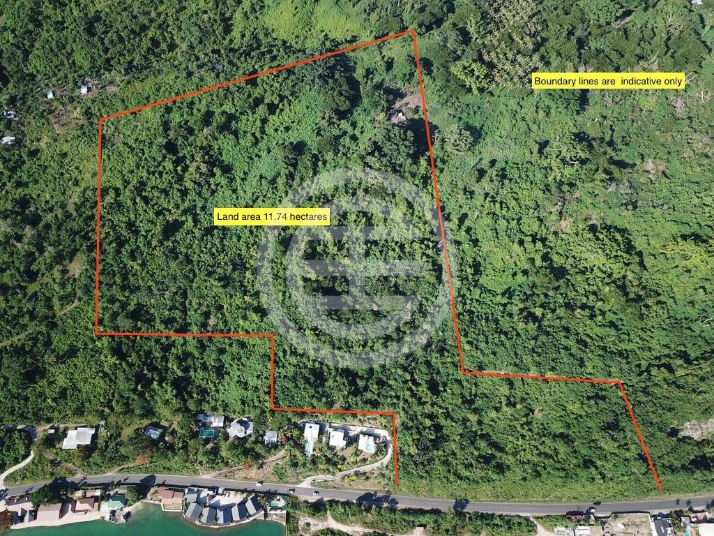 Island Property公司在瓦努阿图的土地