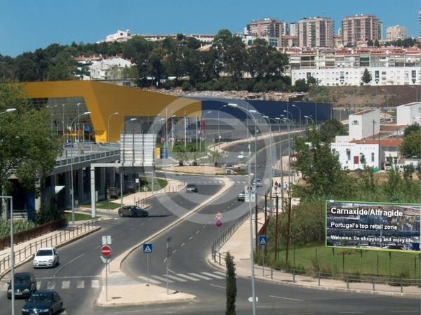 葡萄牙最顶级的零售区Carnaxide/Alfragide