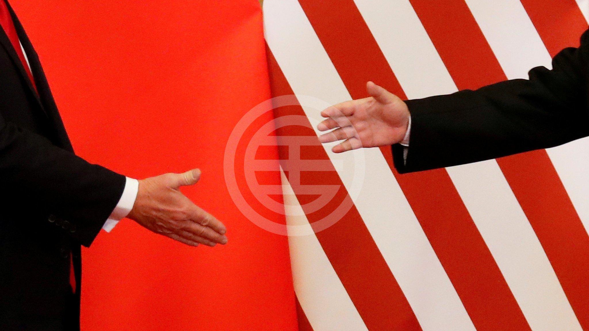 中方坚持,中美双方之间的共同利益远远大于分歧