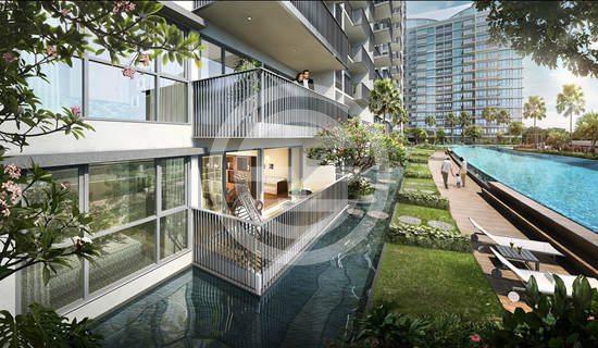 新私宅与EC销量4月份环比增68%   新加坡