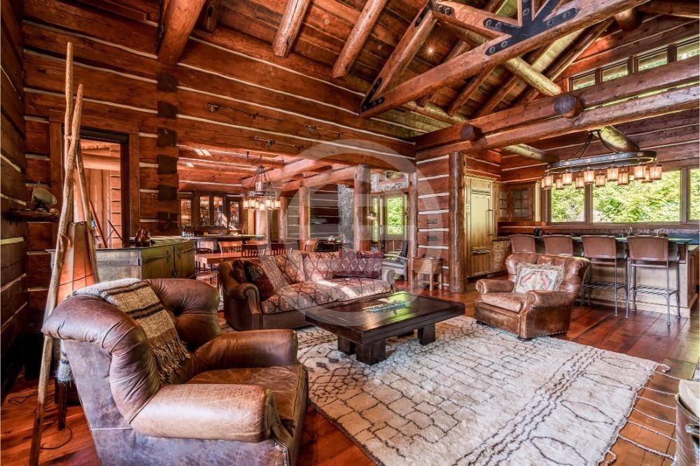 宽敞舒适的客厅