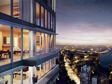 """""""华利世家"""":不止于高,新加坡现象级的摩天住宅︱居外精选"""