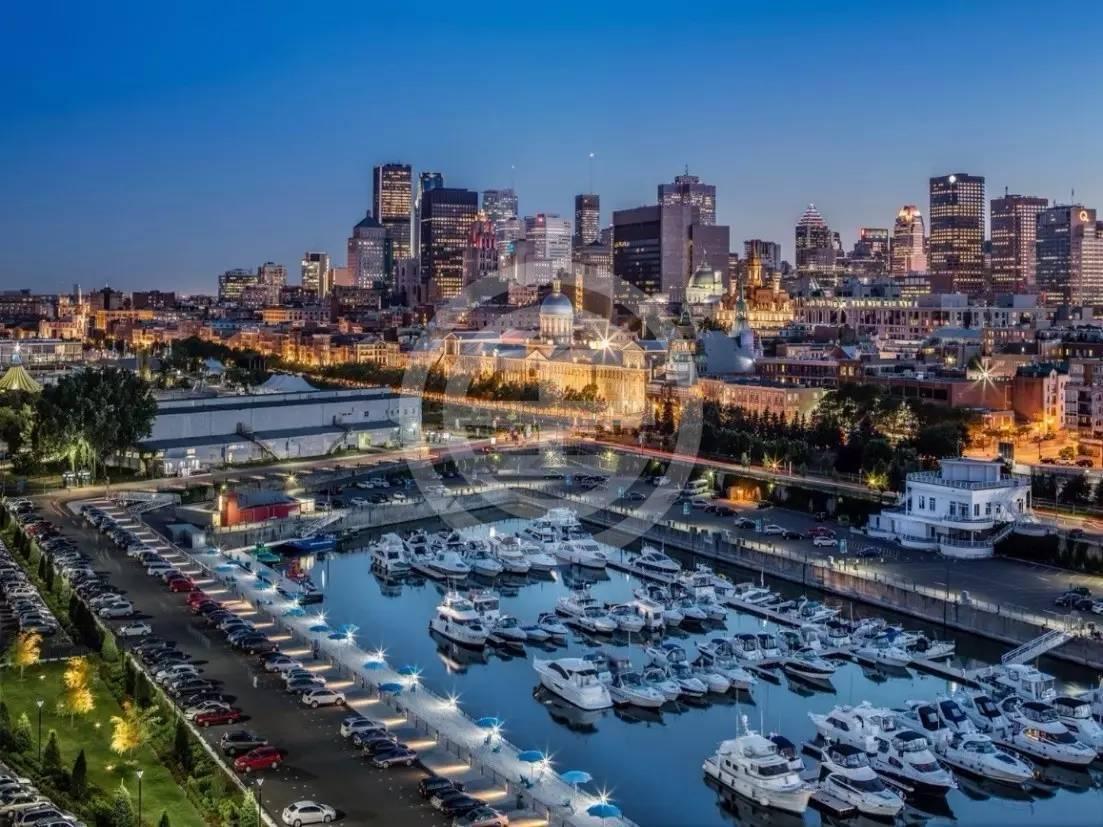 蒙特利尔的海港美景跟温哥华的同样醉人,但房地产的可负担性却要比温哥华高许多