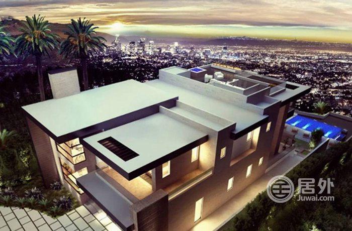 Justin Bieber 相中的 $1,090 万美金豪宅有多奢华?