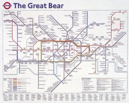 伦敦地铁搭乘攻略收藏一下