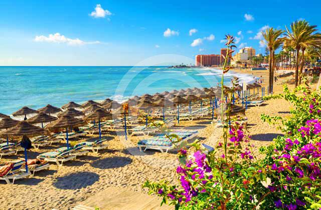 西班牙海滨度假房