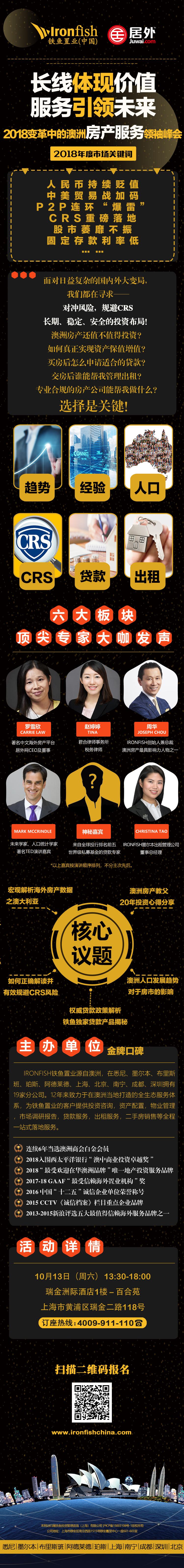 2018澳洲房产服务领袖峰会