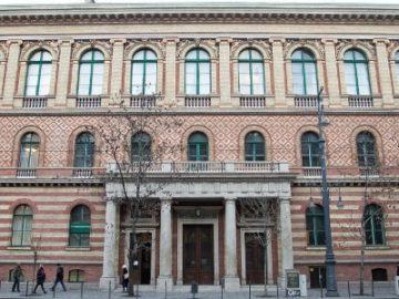 罗兰大学排名坚挺 留学匈牙利正当时