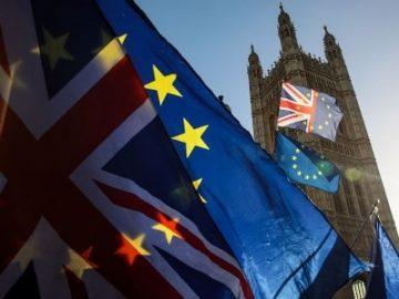 英国脱欧协议被议会否决 政局五种可能面面观