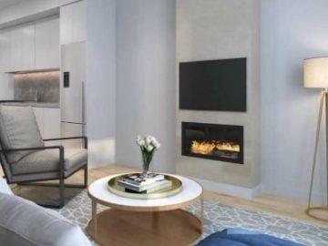 哈佛旁豪装复式公寓 北美大好投资机遇!