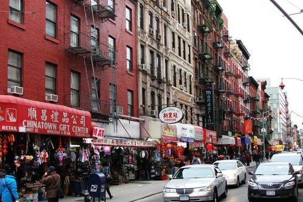 纽约唐人街在哪里