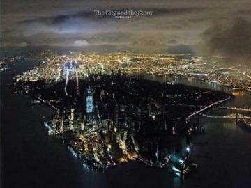亚马逊与天价租金让曼哈顿变成废都?