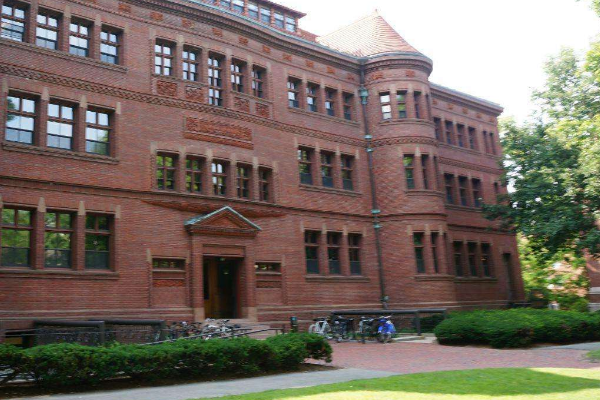 哈佛大学录取分