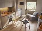 小而美的公寓——在寸土寸金大都市生存的最好选择