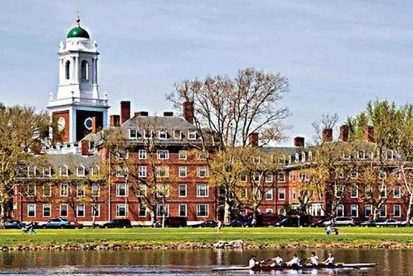 哈佛大学录取分数线