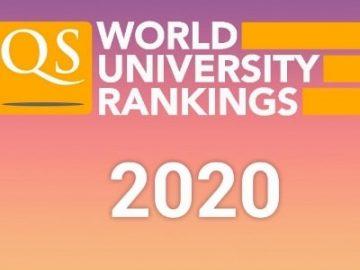 2020年QS世界大学排名揭晓:麻省理工第8年蝉联第一