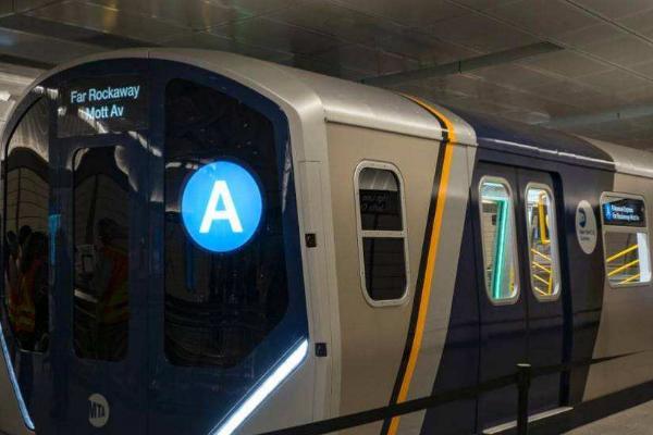 纽约地铁大全