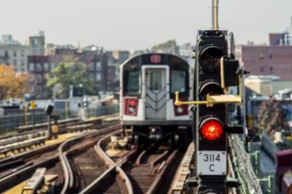 纽约地铁线路图