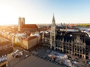 德国慕尼黑吸引科技人才 中国投资者纷纷买房出租