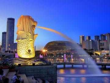新加坡连续15年保持亚洲最宜居城市地位