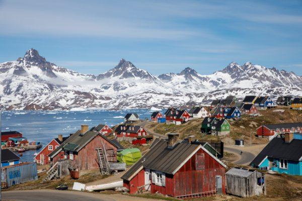 特朗普想买格陵兰 想把最大岛变成美国第51洲