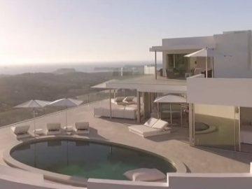 海景伴着夕阳——西班牙小岛上的豪宅不容错过︱居外精选