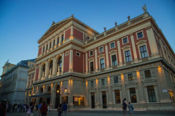 维也纳旅游景点