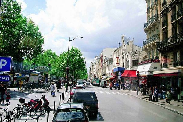 法国生活费用
