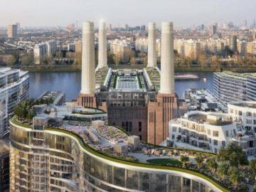伦敦大型重建项目 租金增幅胜市中心
