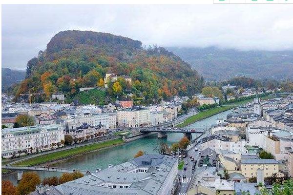 奥地利旅游景点