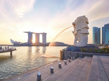 世界经济论坛全球竞争力报告:新加坡超美国跃居第一