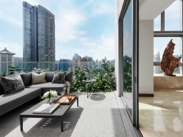 看完这个项目 就知道为啥全球富豪都爱新加坡豪宅|居外精选
