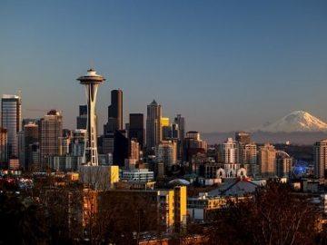 2019年美国最佳营商就业城市:西雅图蝉联冠军