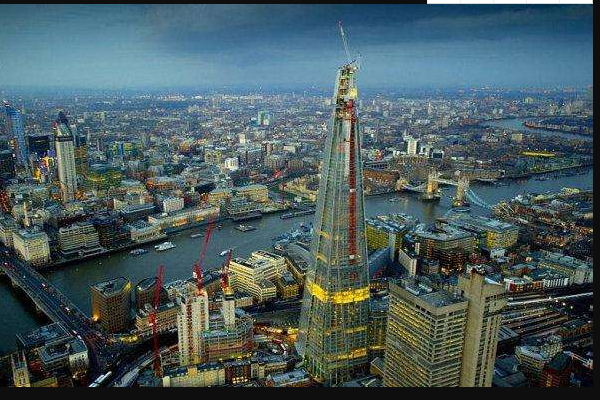 伦敦生活成本