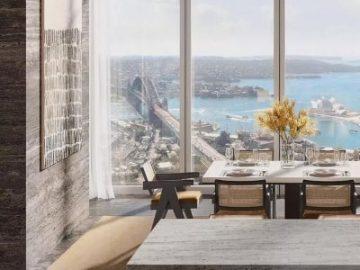 澳洲华人疯狂买房 豪掷1.4个亿买下豪华公寓三个楼层