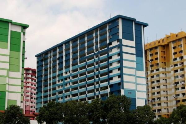 新加坡租房