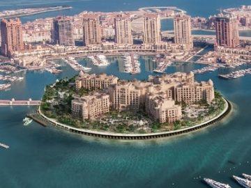 除了2022世界杯,更是充满惊喜与机遇的海滨乐园——卡塔尔瑞吉马萨阿拉伯岛︱居外精选