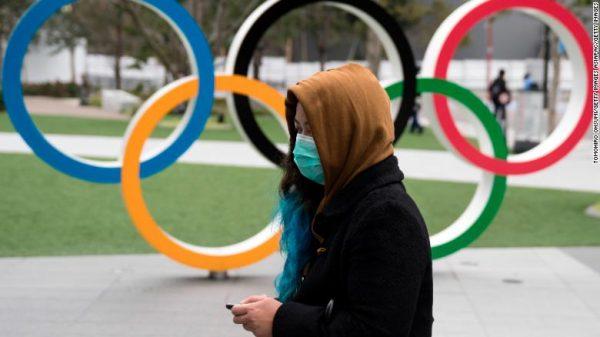 东京奥运会或取消(图来源:CNN)
