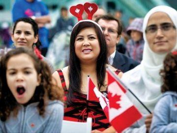 加拿大最新移民數據:去年35%新移民落戶 多倫多續領先全國