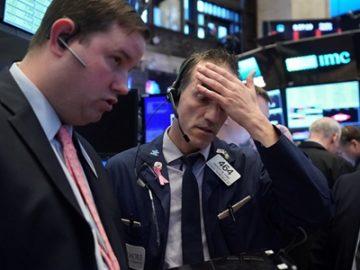 美股跌超7% 全球股市受疫情影响严重 - 热点