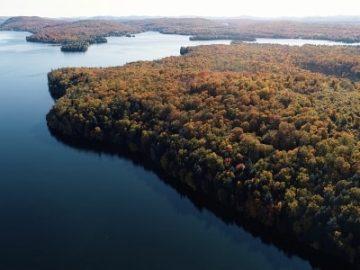 """加拿大梅杰岛——纵享一方清""""湖"""",""""岛""""向完美人生丨居外精选"""
